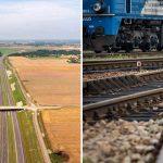 75 kilometrów szos i dziesiątki umów. Sprawdź ubiegłoroczne inwestycje drogowe i kolejowe