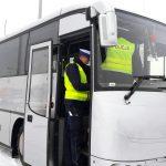 Na Warmii i Mazurach rozpoczynają się ferie. Policja zapowiada więcej patroli i kontroli na drogach