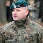 Pułkownik Grzegorz Potrzuski z Nidzicy dowódcą polskiego kontyngentu w Afganistanie