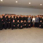 Prawie 140 policjantów rozpoczęło szkolenie w Szczytnie