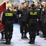 Policji przybyło prawie pół setki funkcjonariuszy. Jest wśród nich 10 pań