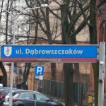 Wraca ulica Dąbrowszczaków w Olsztynie. Sąd unieważnił decyzję wojewody, który zmienił ją na Erwina Kruka