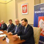 Uczniowie szkolili się z  parlamentaryzmu. Fundacja Commodus zorganizowała konferencję w Olsztynie