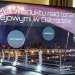 Budowa wiaduktu nad torami  w Ostródzie ruszy za tydzień. Mieszkańcy czekali na to od lat