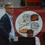 Roberto Santilli zostaje w Olsztynie. Przedłużył kontrakt z Indykpolem AZS