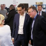 Premier Morawiecki w Piszu: Uproszczenie systemu podatkowego jest celem numer jeden na 2018 rok