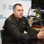Starszy kapitan Rafał Melnyk: Maj jest naszym miesiącem świętowania