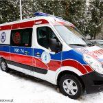 Szpital w Działdowie doczekał się karetki. Ratownicy otrzymali dodatkowy sprzęt