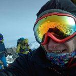 Trudne warunki przeszkodziły strażakom z Olsztyna w zdobyciu góry Elbrus. Zapowiadają kolejne podejście