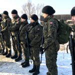 Warmińsko-Mazurska Brygada Obrony Terytorialnej testowała karabinki  Grot