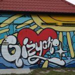Sztuka uliczna może być legalna? W Giżycku organizują konkurs na mural