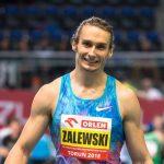 Niesamowity Karol Zalewski w Halowych Mistrzostwach Polski