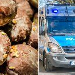 Za cztery pączki zapłaci 500 zł! Tłusty czwartek skończył w policyjnej celi