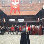Pojedynki na miecze i zawody  łucznicze. Na zamku w Nidzicy walczył kwiat polskiego rycerstwa