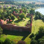 Każdy może zostać zarządcą gotyckiego zamku w Szymbarku