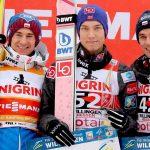 Żyła na podium  w Willingen. Stoch ponownie liderem klasyfikacji generalnej