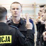 Rośnie liczba policjantów na Warmii i Mazurach
