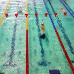 W Olsztynie rozegrano Otwarte Mistrzostwa Bałtyku w pływaniu w płetwie