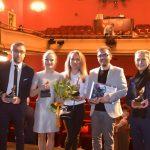Ewa Pałuska-Szozda i Dariusz Poleszak z tytułem Teatralnej Kreacji Roku