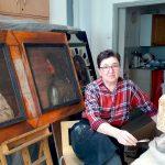 Gościem Warsztatu Kulturalnego była Ewa Olkowska – artysta, rzemieślnik, jubiler i konserwator dzieł sztuki