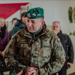 Żołnierze 15. Giżyckiej Brygady Zmechanizowanej świętują w Warszawie