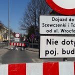 W Olsztynie ruszyła przebudowa ulicy Jagiellońskiej. Co na to kierowcy?