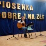 Śpiewanie daje im radość. Młodzież wystartowała w powiatowym konkursie wokalnym