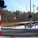 """Nieodpowiedzialność kierowców może szokować. Na Warmii i Mazurach trwa akcja """"Bezpieczny Przejazd Kolejowy"""""""