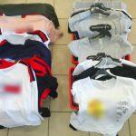Sprzedawali podrabianą odzież i obuwie w internecie. Cztery osoby z okolic Ostródy usłyszały zarzuty