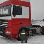 Rosjanin chciał wyjechać z Polski nie swoim ciągnikiem