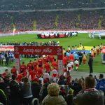Wygrali w Radiu Olsztyn bilety. Mecz Polska – Korea Południowa oglądali w strefie GOLD