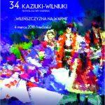 Rozpoczęła się doroczna impreza kresowa Kaziuki-Wilniuki
