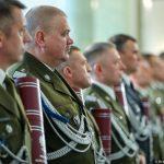 Prezydent wręczył nominacje generalskie. Wśród awansowanych były dowódca 16. Dywizji Zmechanizowanej w Elblągu Leszek Surawski
