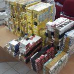 Pies Heban pomógł przechwycić nielegalne papierosy warte ponad 20 tysięcy złotych