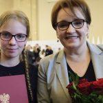 Pięcioro uczniów z Warmii i Mazur ze stypendium ministra edukacji
