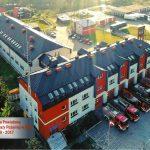Powiatowa Straż Pożarna w Ełku działa już w nowej siedzibie