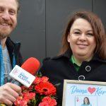 Monika Dąbrowska zwyciężczynią radiowego plebiscytu Dama Kier