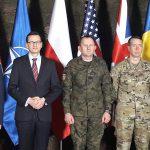 Premier Mateusz  Morawiecki w Bemowie Piskim: Znakiem firmowym rządu jest bezpieczeństwo