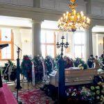 W Mikołajkach pożegnano proboszcza księdza Franciszka Czudka
