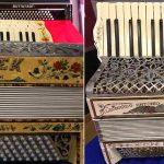 Ponad 300 akordeonów z całego świata na wystawie w Giżycku