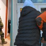 11 osób, w tym 3 przywódców grupy przestępczej w rękach straży granicznej. Zobacz film z zatrzymania