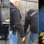 Celnicy z Warmii i Mazur zlikwidowali magazyn nielegalnych papierosów i broni