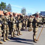 Kolejni żołnierze NATO przejęli obowiązki w bazie na Mazurach. W Polsce pozostaną przez 6 miesięcy