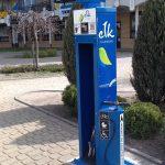 W Ełku pojawiły się samoobsługowe stacje naprawy rowerów