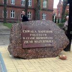 Płk Zdzisław Stola: Saperzy nawet wiele lat po wojnie mają dużo pracy