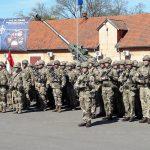 Szósta zmiana żołnierzy NATO rozpoczęła służbę w Bemowie Piskim. Jest nowy dowódca