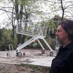 Jacek Adamas otwiera Wiejską Galerię Sztuki