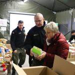 Polscy żołnierze rozwieźli ponad 3 tony darów dla łotewskiej Polonii