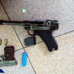 Olsztyńskie CBŚP rozbiło grupę handlarzy bronią. Zatrzymali 21 sztuk broni, amunicję i materiały wybuchowe