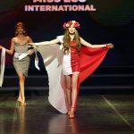 Designerka z Olsztyna zaprojektowała suknię na wybory Miss Eco International